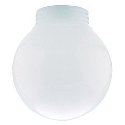 Westinghouse Lighting 8145000 Glass 3 14 Inch Globe With Threaded