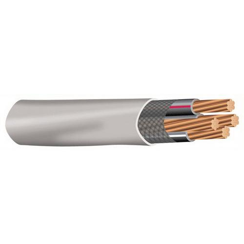 Ser 2 4 Cu 1000r Copper Service Entrance Cable Awg 1000 Ft Reel