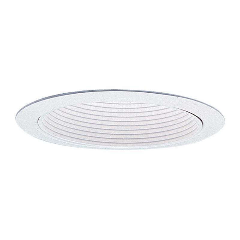 Lightolier 1076wh 5 Inch Baffle Down Light Reflector Trim