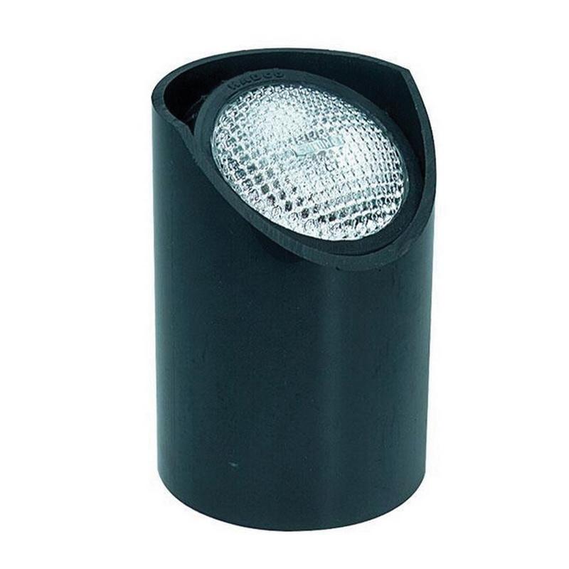 Flush Mount Low Voltage Outdoor Lighting: Philips Lighting IL336-A Flush Mount Low Voltage Composite