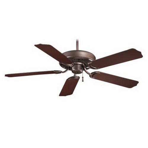 Minka-Aire F571-ORB Ceiling Fan 52 Inch 5 Blade 3 Speed Oil Rubbed Bronze