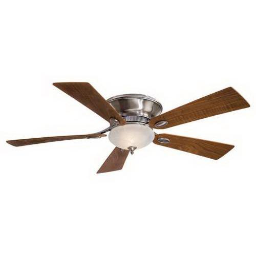 Minka Aire F711 Pw Delano Ii Ceiling Fan With Light 52