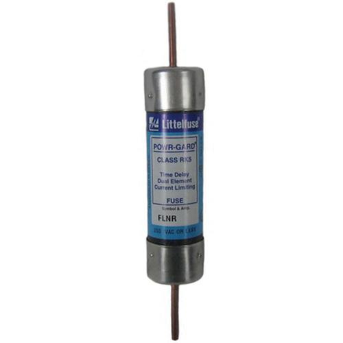 Littelfuse FLNR-30 Dual-Element Time-Delay Fuse 30-Amp Inc. 250-Volt Class RK5