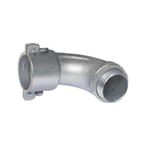 Emerson AC150 Malleable Iron 90 Degree Connector 1-1/2 Inch OZ Gedney