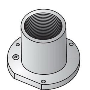 Emerson EF-100 Malleable Iron Straight Conduit Insert 1 Inch OZ Gedney