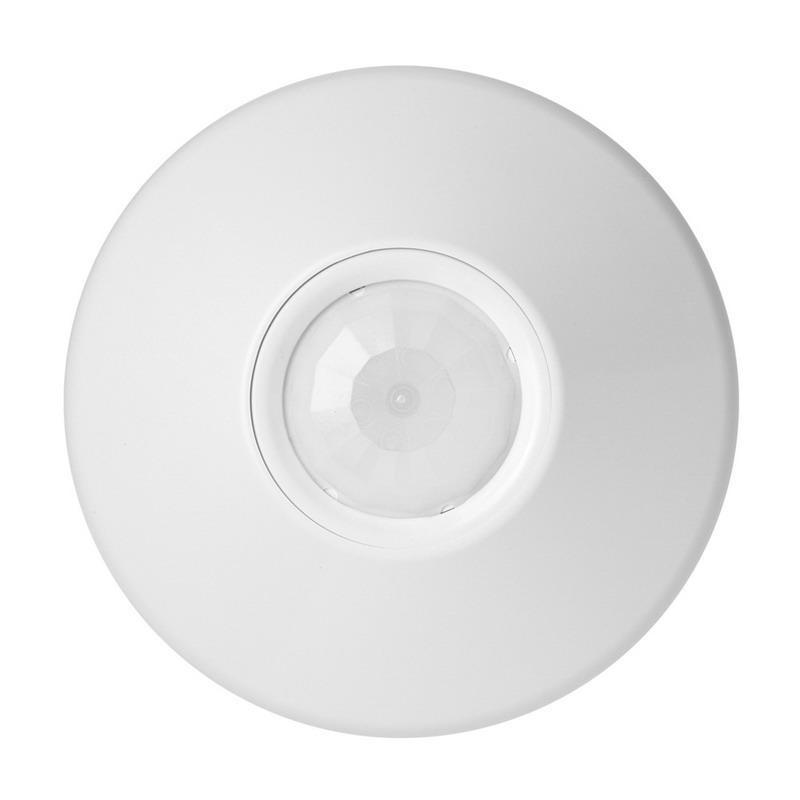 Lithonia Lighting CM-9 PIR Low Voltage Occupancy Sensor 10 - 20 ft 12 - 24 Volt AC/DC White Sensor Switch™