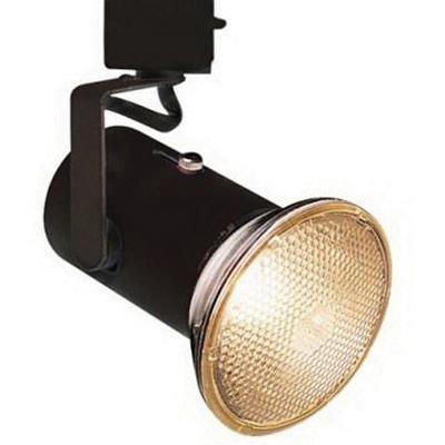 lightolier 9021bk mini universal track light matte black lytespan