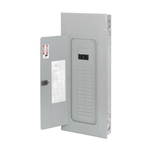 Eaton BR3030B100 1-Phase 3 Wire Main Circuit Breaker Load Center 30 Circuits 120/240 Volt AC 100 Amp NEMA 1
