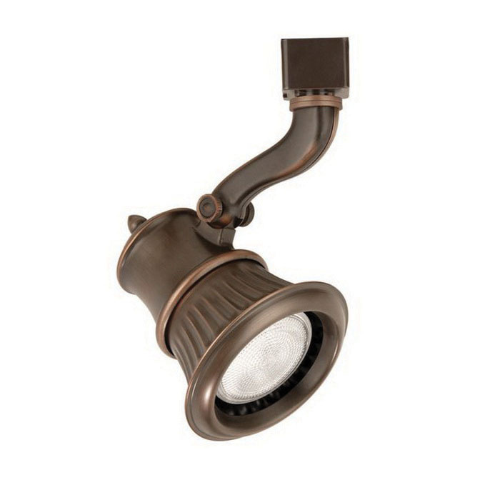 Wac Lighting Htk 793 Ab 1 Light Line Voltage H Track Luminaire 120 Volt Antique Bronze Responsible