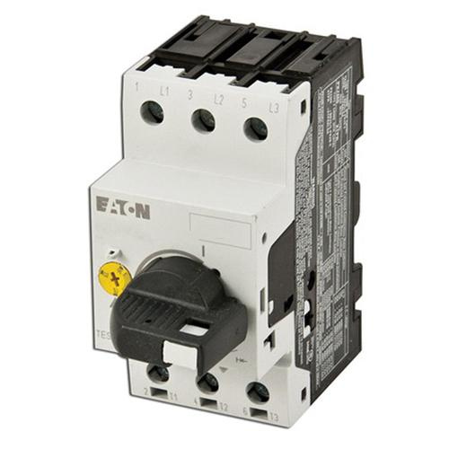 Eaton XTPR6P3BC1 3 Phase Manual Motor Protector 690 Volt AC 6.3 Amp ...