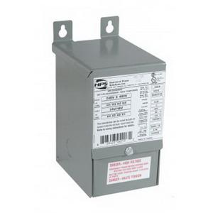 Hammond Power Solutions Q1C0ESCB 1 Phase Copper Buck-Boost Transformer 120/240 Volt Primary 16/32 Volt Secondary 1 KVA HPS Universal™