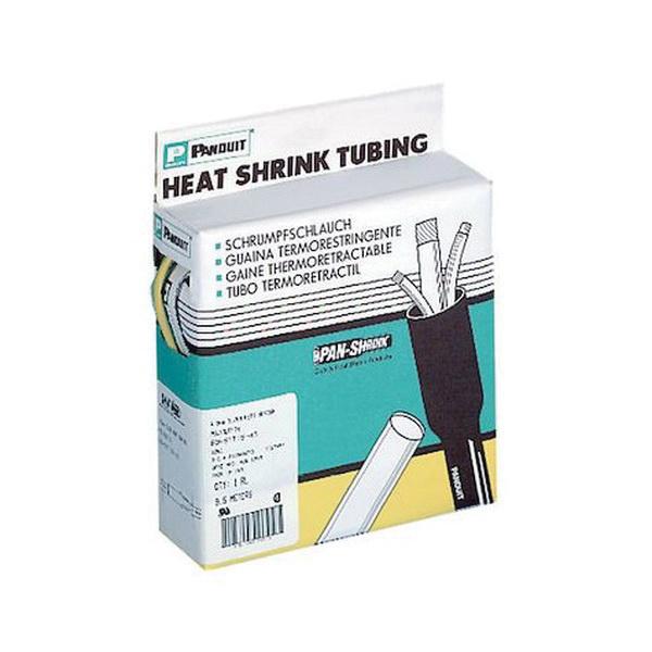 Panduit HSTT50-Q HSTT Series Thin Wall Heat Shrink Tubing 25 ft x 1 ...