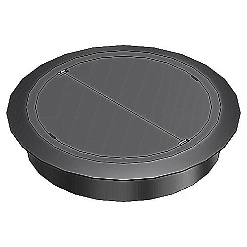 Thomas Amp Betts P 62 Cp As Polycarbonate Cover And Carpet