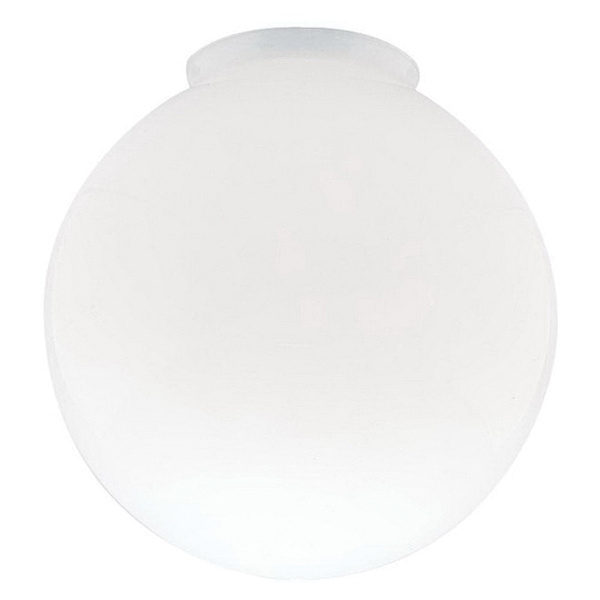 Westinghouse Lighting 8157000 Glass Globe Round Lamp Shade 6 Inch X 3 1/4