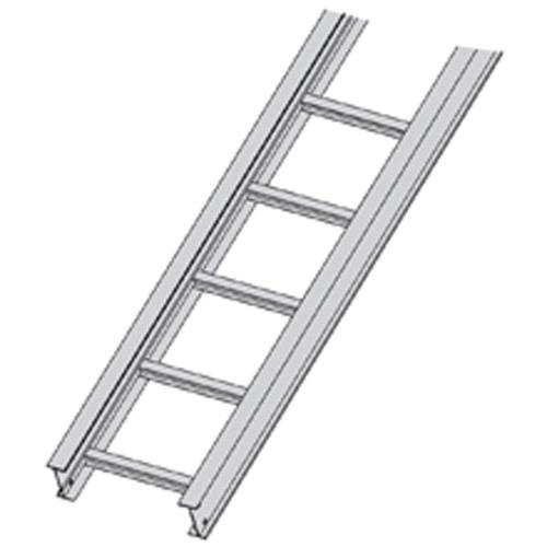 B-Line 24A12-12-144 Aluminum 24 Series Straight Section Cable Tray 118.312 Inch x 24 Inch