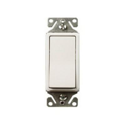 Cooper Industries GMDS-W 24 Volt AC 3 Amp GMDS Series Low Voltage Decorator Momentary Switch White Greengate®