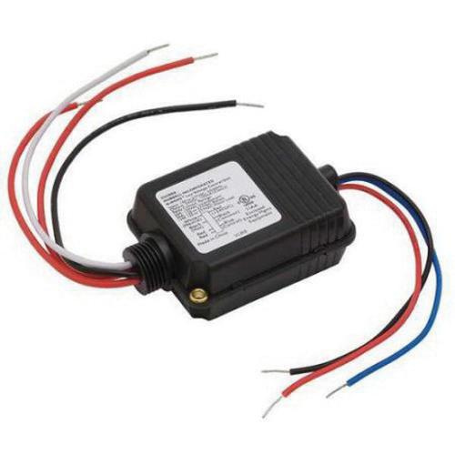 Hubbell-Wiring CU300M Manual-On Control Unit 120/277 Volt AC Input ...
