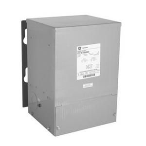 GE Industrial 9T21B1004G02 1-Phase Aluminum Type QMS General Purpose Encapsulated Dry Type Transformer 240/480 Volt Primary 120/240 Volt Secondary 5 KVA