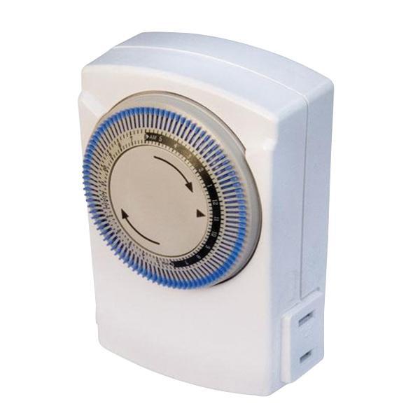 Philips Lighting T5 Plug-In Analog Transformer Timer Clock