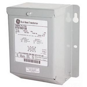 GE Industrial 9T51B0130 1 Phase Copper Type QB Buck-Boost Transformer 120/240 Volt Primary 16/32 Volt Secondary 1 KVA