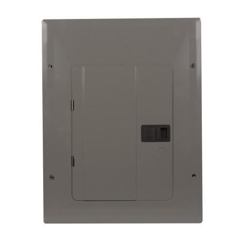 Eaton BR1212B100 1-Phase 3 Wire Main Circuit Breaker Load Center 12 Circuits 120/240 Volt AC 100 Amp NEMA 1