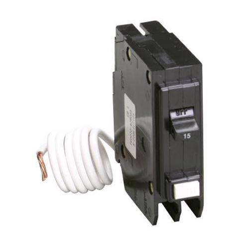Eaton GFCB115 Plug-On Mount Type GFCB Ground Fault Circuit Breaker 1-Pole 15 Amp 120 Volt AC