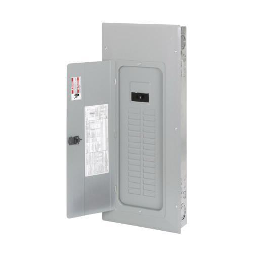 Eaton BR3040B200 1-Phase 3 Wire Main Circuit Breaker Load Center 40 Circuits 120/240 Volt AC 200 Amp NEMA 1
