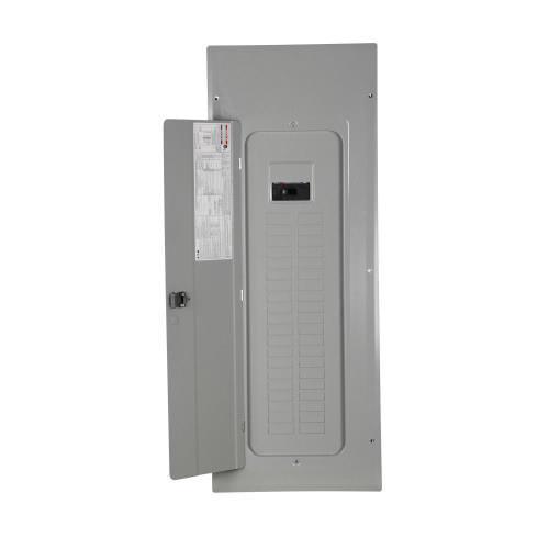 Eaton BR4040B200V 1-Phase 3 Wire Main Circuit Breaker Load Center 40 Circuits 120/240 Volt AC 200 Amp NEMA 1