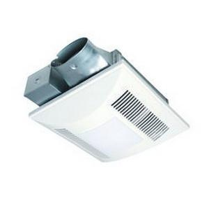 Panasonic FV-08VSL3 Ventilation Fan With Light 120-Volt 80