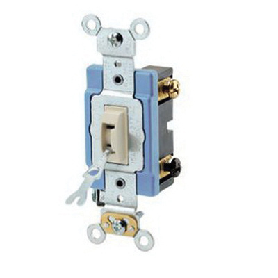 Leviton 1203-2IL 120/277 Volt AC 15 Amp 3-Way Extra Heavy-Duty ...