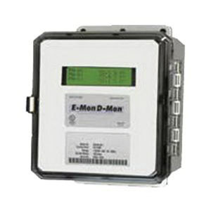 E-Mon E34-480400-R01KIT 3 Phase Class 3400 Smart Meter With EZ7