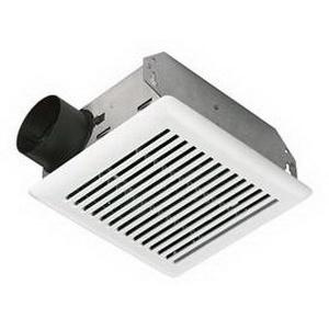 Nutone 696n ventilation fan 3 inch duct 50 cfm at 0 1 inch - Bathroom exhaust fan 3 inch duct ...