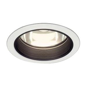 Contech Lighting Ctr1901 Wht 6 Inch White Baffled Reflector