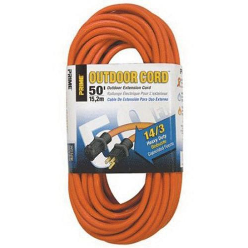 American Insulated Wire C4314050BO SJTW Indoor/Outdoor Extension ...