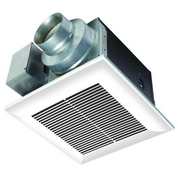 Panasonic FV-11VQ5 Ventilation Fan 4 Inch Or 6 Inch Duct 110 CFM at 0.1 Inch Static Pressure WhisperCeiling™