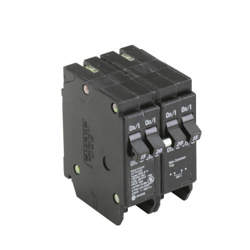 Eaton BQ215220 Plug-On Mount Type BQ Quadplex Circuit Breaker 4 Pole ...