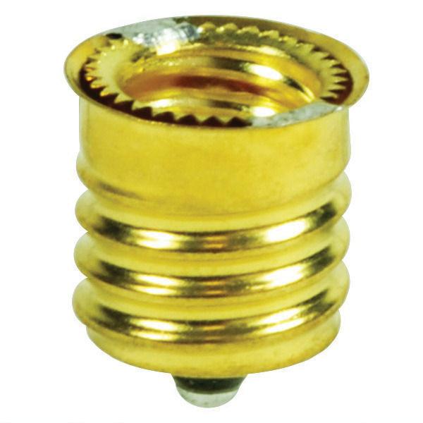 Satco socket reducer volt holders bases