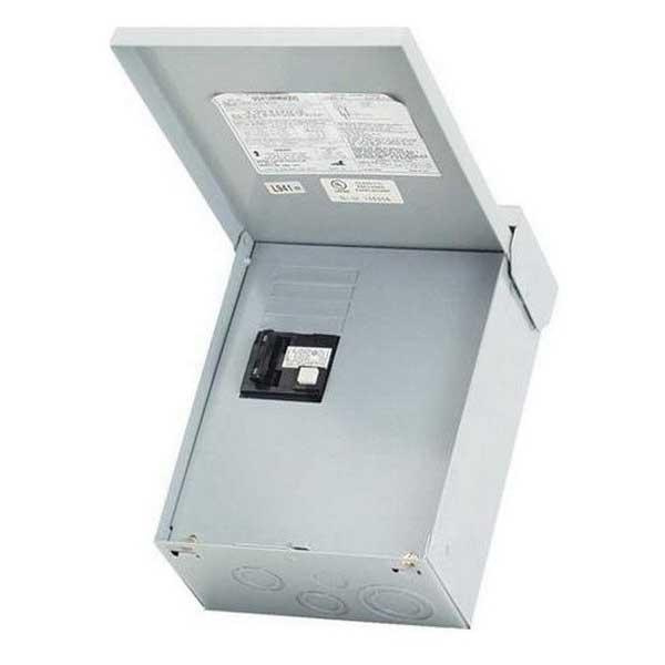 Midwest Electric UG412RMW260 Galvanized Steel 1-Phase 2-Pole Non ...