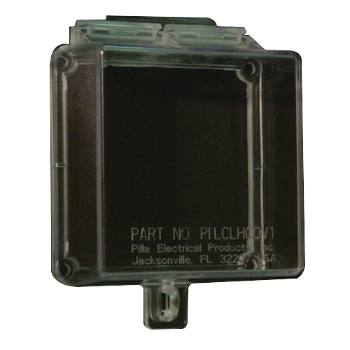 Pilla Electrical Pil Clhcov1 Tamperproof Hinged Cover 4