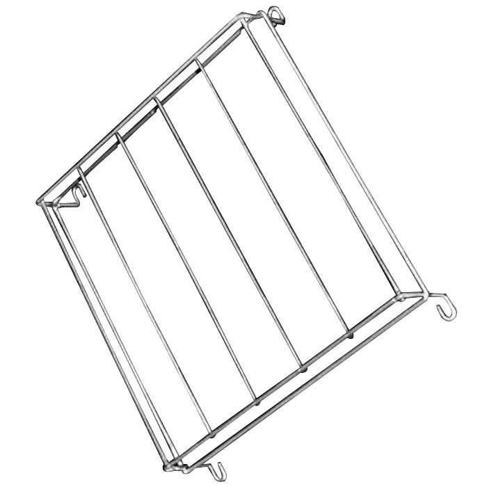 hubbell lighting wgel heavy gauge steel wire guard 8-inch x 20-inch x  8-inch\ for use with ez-2/ez-2r/lz/cv series emergency light dual-lite� -  wire guards