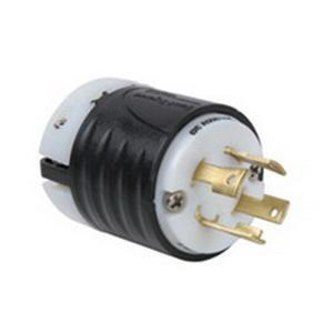 P & Seymour L1530-P 4-Wire 3-Pole Polarized Extra-Hard Use Locking  Phase Power Plug Wiring on 3 phase diagram, 3 phase twist lock plugs, 3 phase motor, 30 amp twist lock wiring, 3 phase electrical plug, 3 wire 240v wiring, 3 phase plug parts, 3 phase plug socket, 3 phase electrical outlet, 3 phase plugs and outlets, 3 phase cord plug, 3 phase power, 3 phase electrical panel,