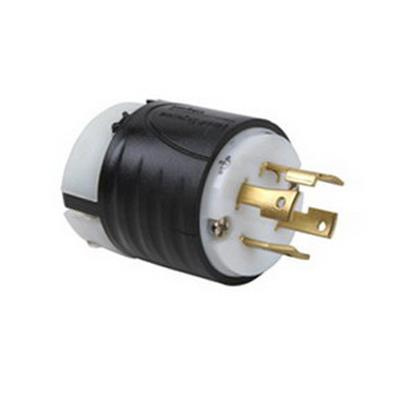 Pass & Seymour L1630-P 4 Wire 3 Pole Polarized Extra Hard Use ...