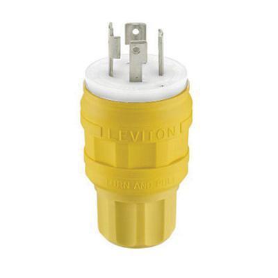 leviton 28w76 4 wire 3 pole polarized industrial grade locking plug rh usesi com how to wire a 480 volt 3 phase plug how to wire a 480 volt 3 phase plug