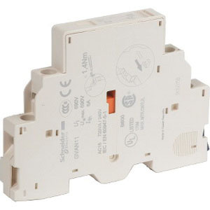 square d gvan11 add on manual auxiliary contact block 48 690 voltsquare d gvan11 add on manual auxiliary contact block 48 690 volt ac