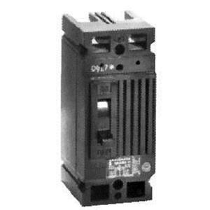 GE Industrial TEB122030WL Bolt-On Mount Type TEB Molded Case Circuit Breaker 2-Pole 30 Amp 240 Volt AC 250 Volt DC