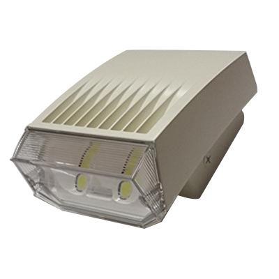 Cooper Lighting Xtor9arl Wt Refractive Lens Wallpack 82 Watt
