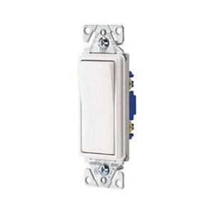 cooper wiring device 7503w 120/277-volt ac 15-amp 3-way