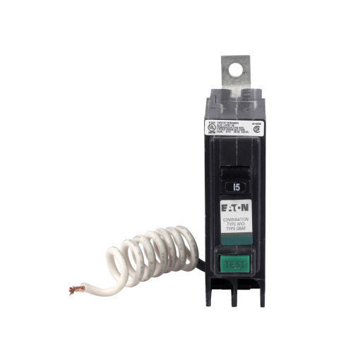 New Brcaf115 Eaton Arc Fault Circuit Interrupter