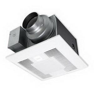 Panasonic Fv 05 11vkl1 Ventilation Fan With Light 120 Volt 50 Cfm And 80