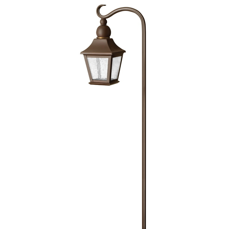 Hinkley Lighting 1555CB 1-Light Landscape Path Light 18 Watt 12 Volt Copper Bronze Bratenahl